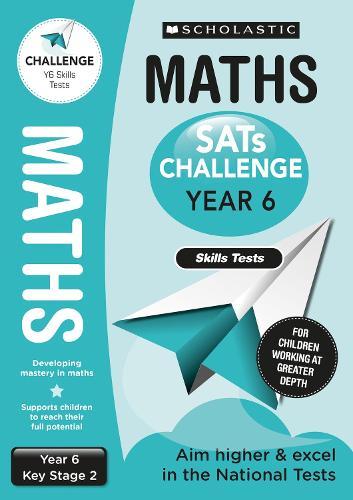 Maths Skills Tests (Year 6) KS2 - SATs Challenge (Paperback)