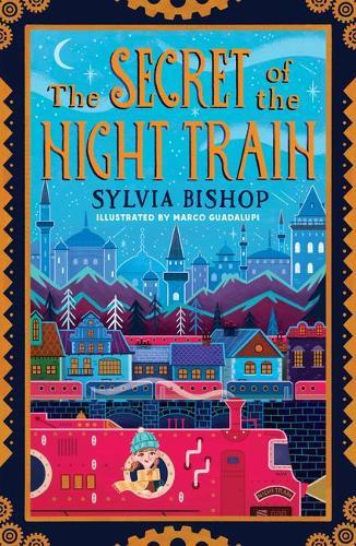 The Secret of the Night Train (Paperback)