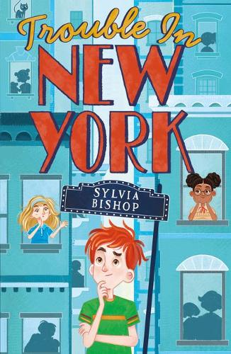 Trouble in New York (Paperback)