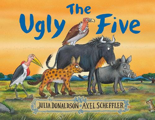 The Ugly Five (Paperback)