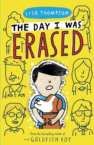 The Day I Was Erased (Paperback)