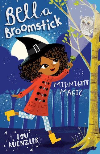 Bella Broomstick: Midnight Magic - Bella Broomstick 5 (Paperback)