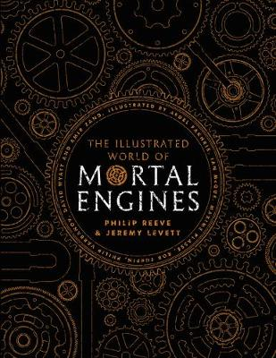 The World of Mortal Engines: Philip Reeve and Jeremy Levett in conversation with Nicolette Jones