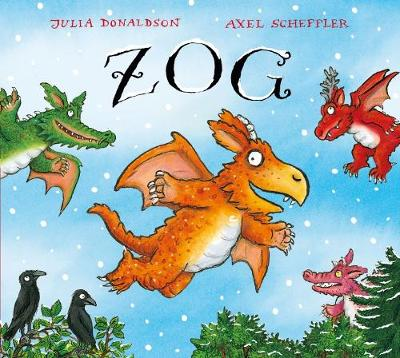 Zog Christmas (Board book)