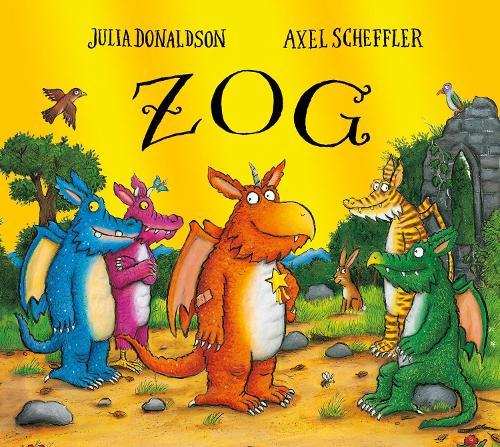 Zog Christmas (Paperback)