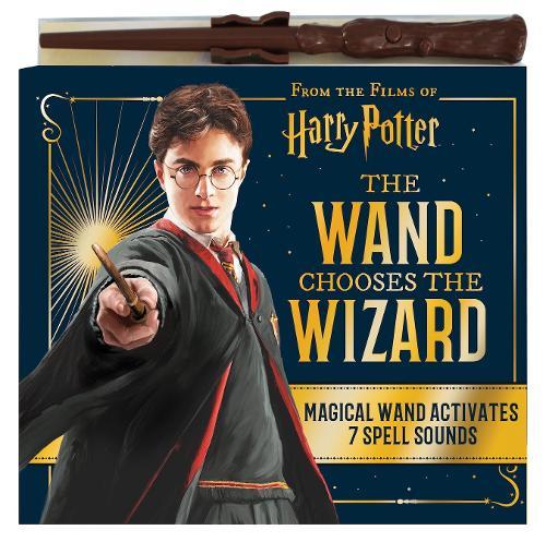 The Wand Chooses the Wizard - Harry Potter (Hardback)