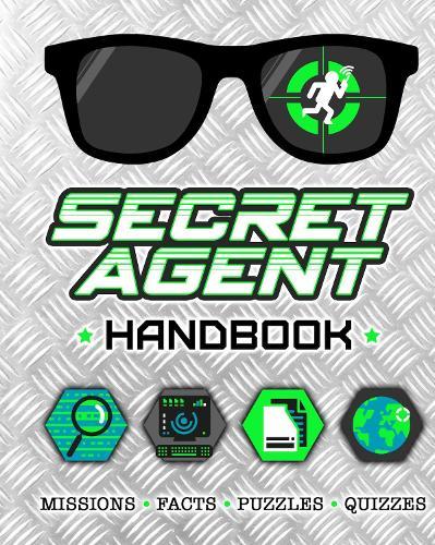 Secret Agent Handbook (Hardback)