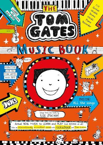 Tom Gates: The Music Book - Tom Gates (Paperback)