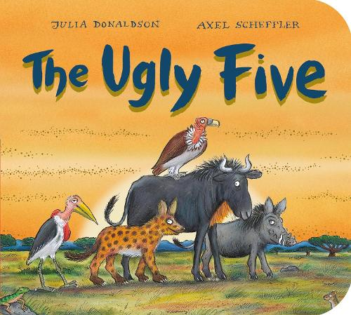 The Ugly Five (Gift Edition BB) (Board book)