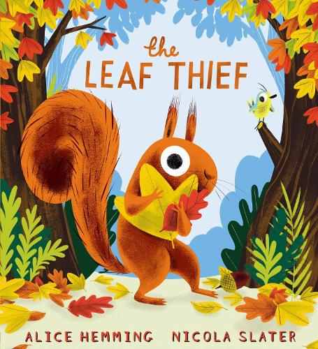 The Leaf Thief (PB) (Paperback)