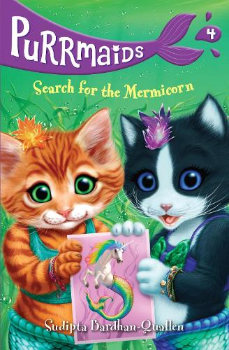 Purrmaids 4: Search for the Mermicorn - Purrmaids 4 (Paperback)