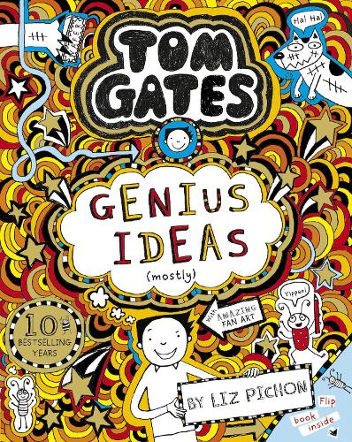 Tom Gates: Genius Ideas (mostly) - Tom Gates 4 (Paperback)