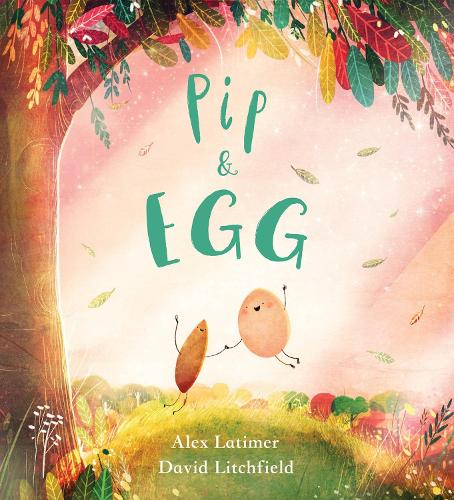Pip and Egg (PB) (Paperback)