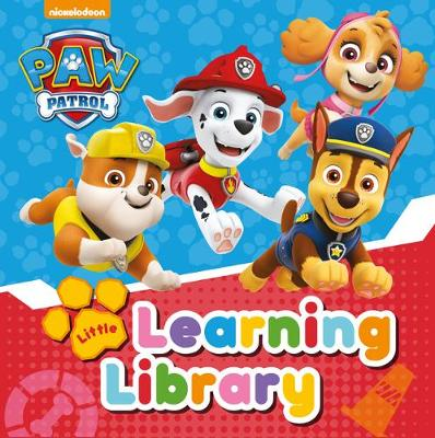 Little Learning Library - Paw Patrol (Board book)