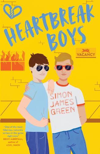 Heartbreak Boys (Paperback)