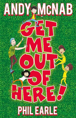 Get Me Out of Here! (Paperback)