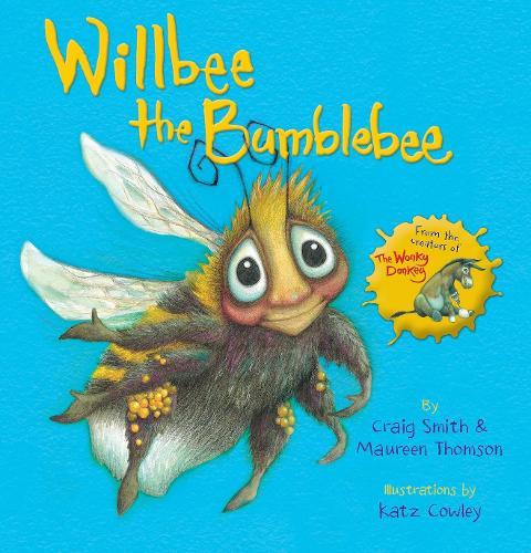 Willbee the Bumblebee (Paperback)
