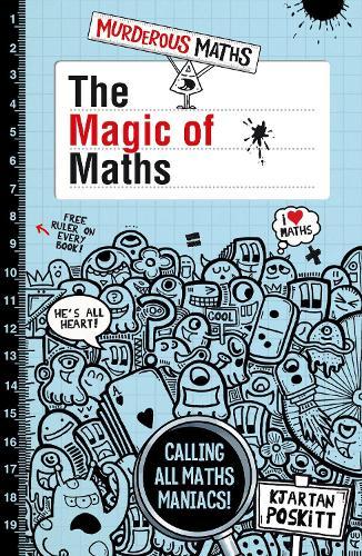 The Magic of Maths - Murderous Maths (Paperback)