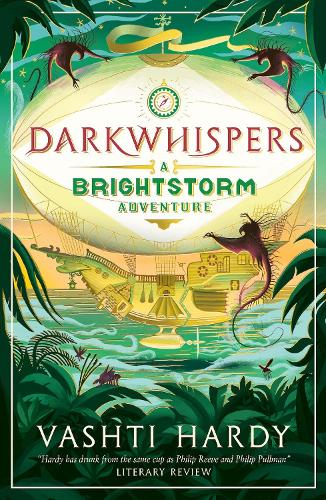 Darkwhispers: A Brightstorm Adventure (Paperback)