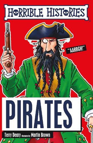Pirates - Horrible Histories (Paperback)
