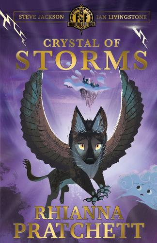 Crystal of Storms - Fighting Fantasy (Paperback)