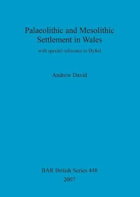 Palaeolithic and Mesolithic Settlement in Wales: with special reference to Dyfed - British Archaeological Reports British Series (Paperback)