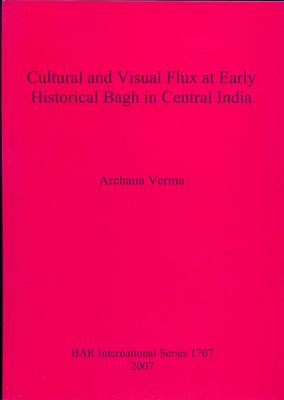 Cultural and Visual Flux at Early Historical Bagh in Central India - British Archaeological Reports International Series (Paperback)