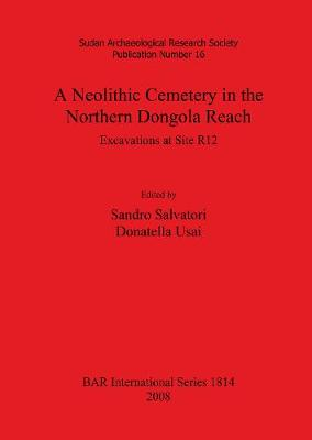 A Neolithic Cemetery in the Northern Dongola Reach: Excavations at Site R12: Excavations at Site R12 - British Archaeological Reports International Series (Paperback)