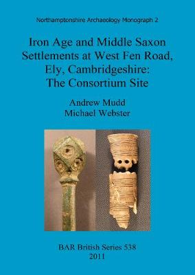Iron Age and Middle Saxon settlements at West Fen Road, Ely, Cambridgeshire - British Archaeological Reports British Series (Paperback)