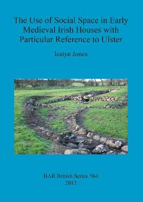 The Use of Social Space in Early Medieval Irish Houses with Particular Reference to Ulster - British Archaeological Reports British Series (Paperback)