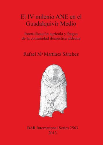 El IV milenio ANE en el Guadalquivir Medio: Intensificacion agricola y fragua de la comunidad domestica aldeana - British Archaeological Reports International Series (Paperback)