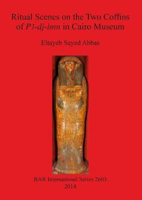 Ritual Scenes on the Two Coffins of PA-dj-imn in Cairo Museum - British Archaeological Reports International Series (Paperback)