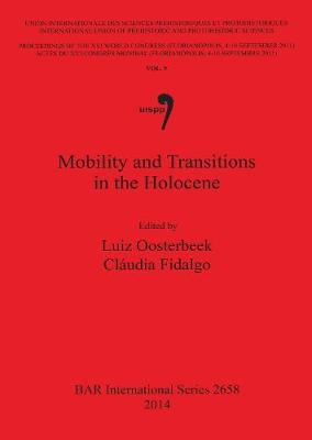 Mobility and Transitions in the Holocene - British Archaeological Reports International Series (Paperback)