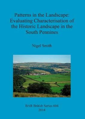 Patterns in the Landscape - British Archaeological Reports British Series (Paperback)