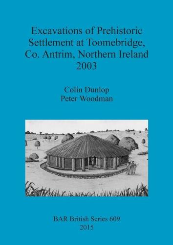 Excavations of Prehistoric Settlement at Toomebridge Co. Antrim Northern Ireland 2003 - British Archaeological Reports British Series (Paperback)