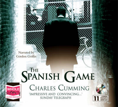 The Spanish Game (CD-Audio)