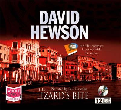 The Lizard's Bite (CD-Audio)