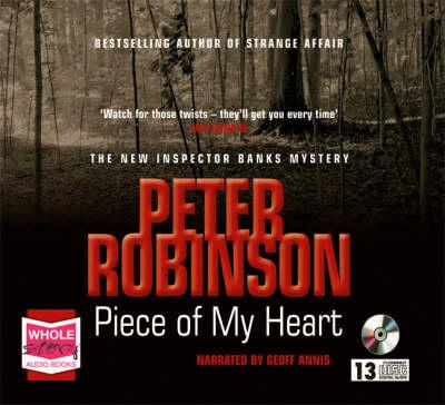 Piece of My Heart (CD-Audio)