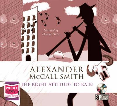 The Right Attitude to Rain (CD-Audio)