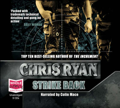 Strike Back (CD-Audio)