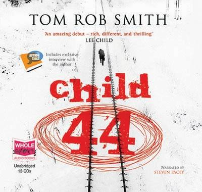 Child 44 (CD-Audio)