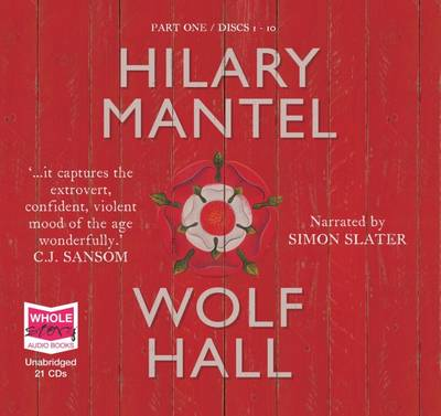 Wolf Hall (CD-Audio)