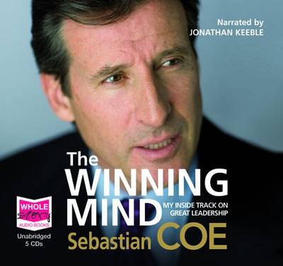 Cover The Winning Mind: My Inside Track on Great Leadership