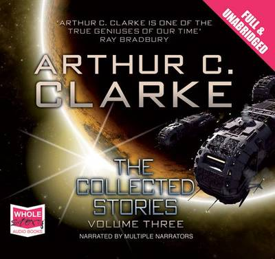 The Collected Stories: v. 3 (CD-Audio)