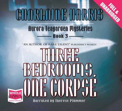Three Bedrooms, One Corpse (CD-Audio)