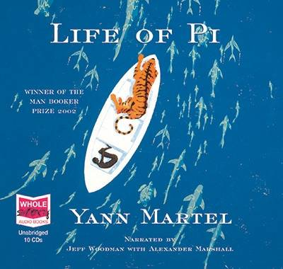 The Life of Pi (CD-Audio)