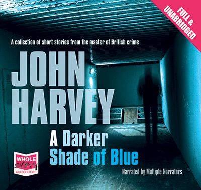 A Darker Shade of Blue (CD-Audio)