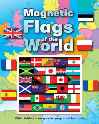 Magnetic Flags of the World (Paperback)