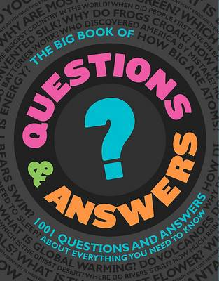 Big Book of Questions and Answers (Paperback)