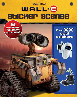 "Disney ""Wall*E"" Sticker Book"